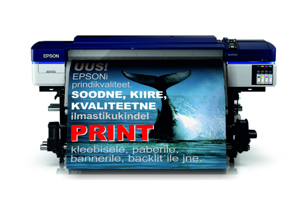 Digitrükk ja fotoprint